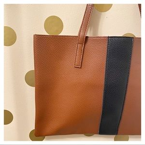 Vince Camuto - Luck Vegan Leather Tote Bag